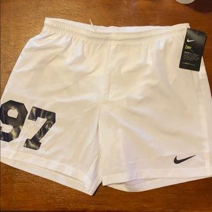 Nike Dri-Fit White shorts